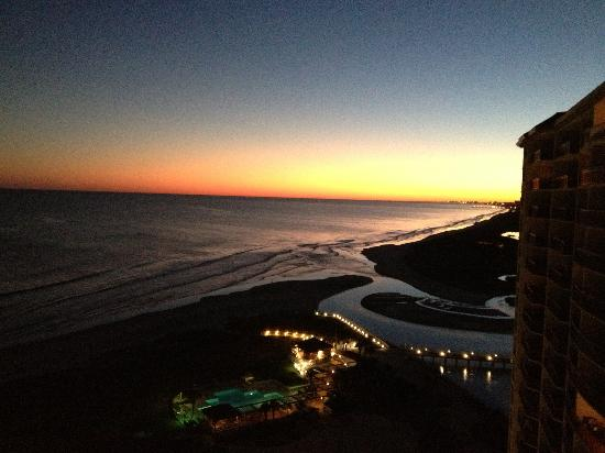 North Beach Plantation: Sunset