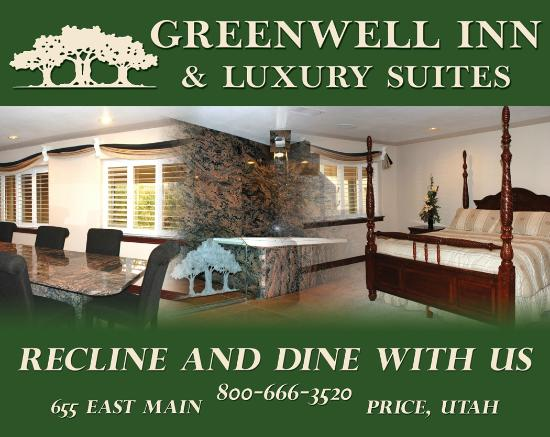 The Greenwell Inn: Ask about our Luxury Suites