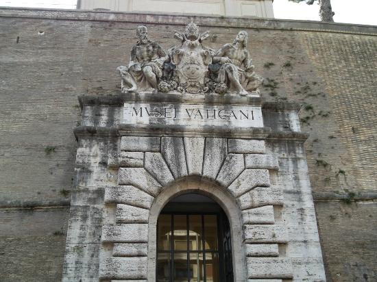 Βατικανό, Ιταλία: vatican museum