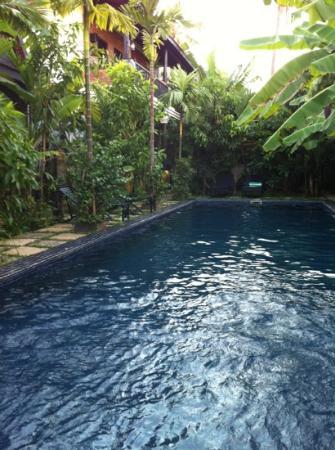 Petit Villa Boutique & Spa: Pool
