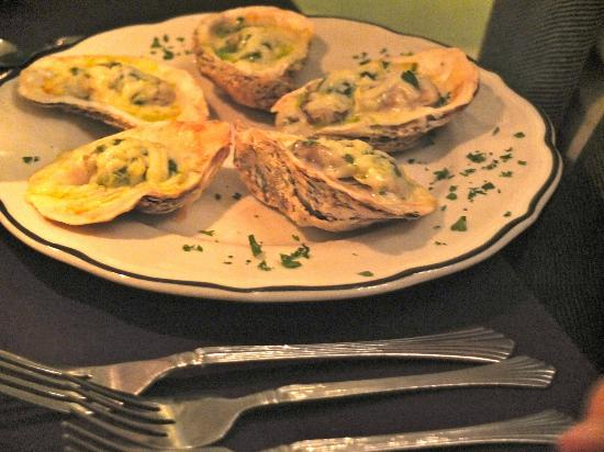 Hope and Glory Inn: When you're on the Northern Neck, eat oysters