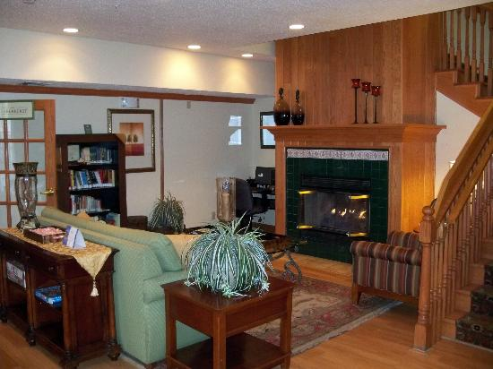 Country Inn & Suites By Carlson, Big Flats (Elmira): Lobby, Business Center