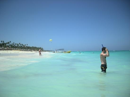 Iberostar  Bávaro Suites: la playa en mayo... ;) mucho mejor