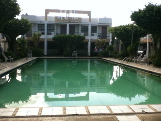 Swimming Pool Picture Of Middleton Apartelle Cagayan De Oro Tripadvisor