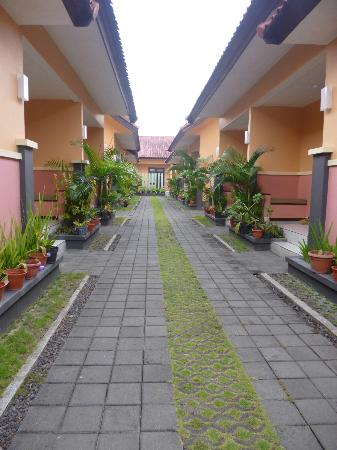 Sayang Residence 1: View of other rooms from our room