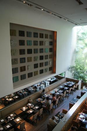 Swissotel Nai Lert Park: iso restaurant
