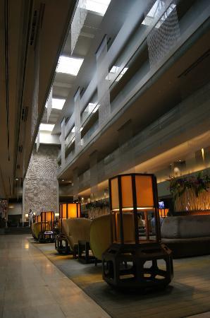 Swissotel Nai Lert Park: lobby