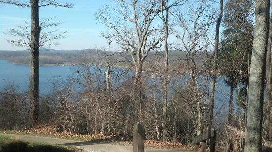 Mohican Lodge and Conference Center: View from the dining room