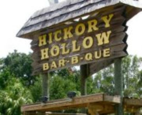 Hickory Hollow Barbeque Ellenton Menu Prices