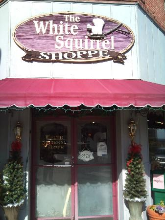 White Squirrel Shoppe