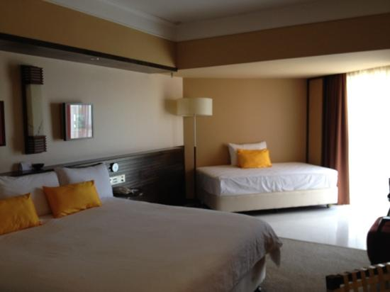 PARKROYAL Penang Resort, Malaysia: 室内