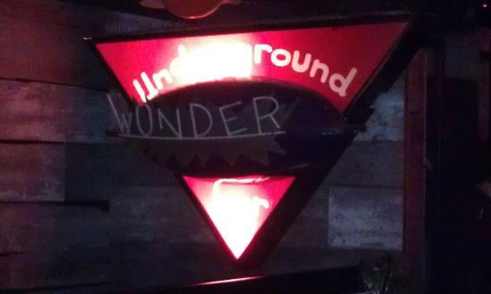 Underground Wonder Bar - NOV/2012