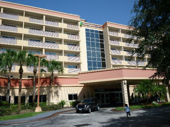 Comfort Inn Orlando/ Lake Buena Vista: Fachada Principal