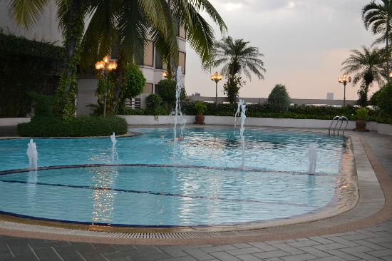The Emerald Hotel: Pool