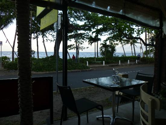 Fratelli on Trinity: Ocean view