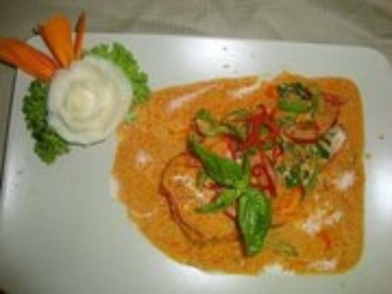Beef panang curry - Foto di Siam thai, Marbella - TripAdvisor