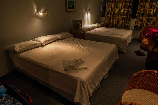 The Islander Hotel : Ocean view room
