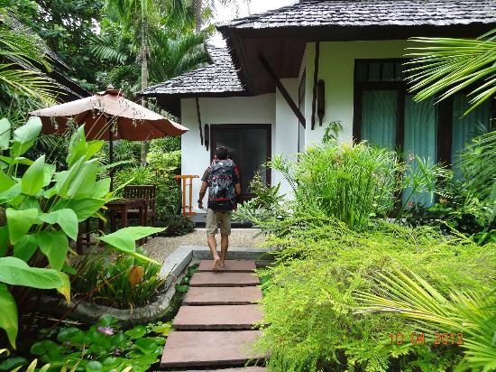 Railay Village Resort: Our Jacuzzi Villa