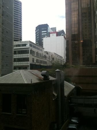 CityLife Auckland: 4th Floor Room - View from my Room