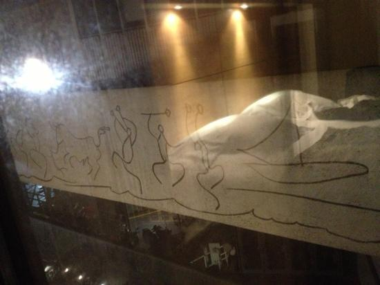 Hotel Barcelona Catedral: picasso