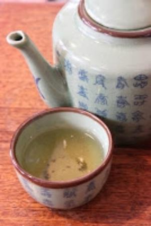 Dumpling World: Green Tea