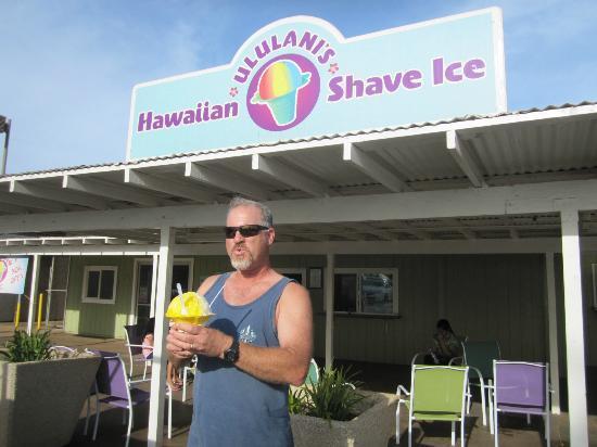 Ululani's Hawaiian Shave Ice: So ono.