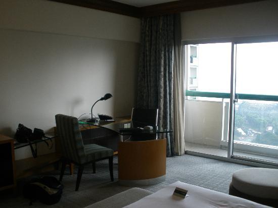 Fairmont Singapore : North Tower Floor 22