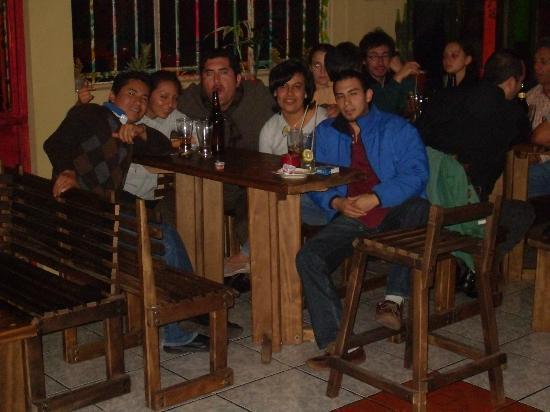 The Red Pub : grupo anita