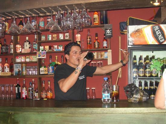 The Red Pub : buenos tiempos