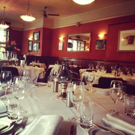 Astor Grill: Affordable style