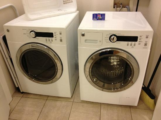 Marriott's Shadow Ridge: Washer and Dryer