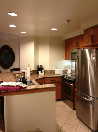 Marriott's Shadow Ridge: Full Kitchen