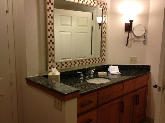 Marriott's Shadow Ridge I-The Villages: Bathroom Sink #1