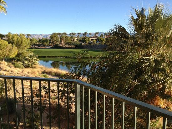 Marriott's Shadow Ridge: View from Room 1229