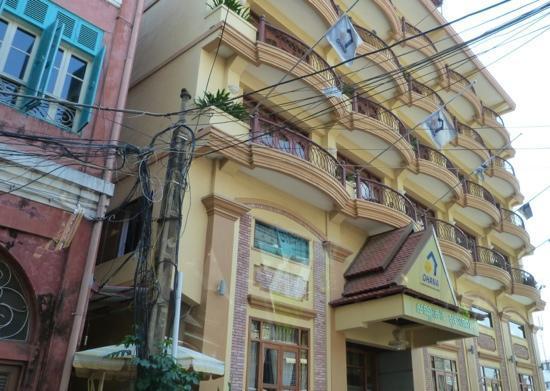 Ohana Phnom Penh Palace Hotel: Ohana Hotel