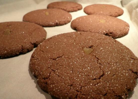 Lake Country Coffee House : Only the best ginger snaps ever!