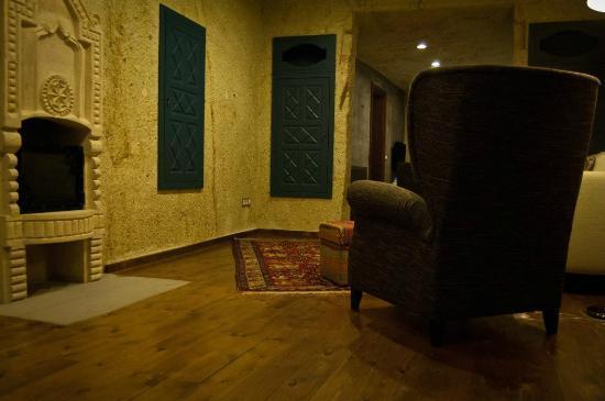 Cappadocia Estates Hotel: Cave Room
