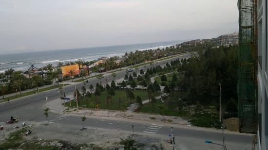 Mango Hotel : beach view fr room