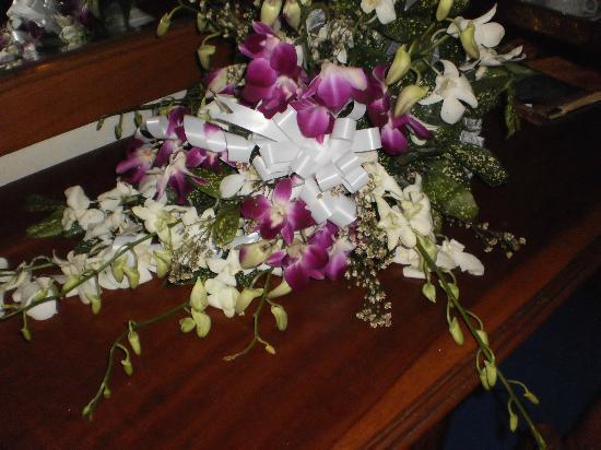 โรงแรมกริยา ซันเตรียน: Bouquet assembled by Griya Santrian