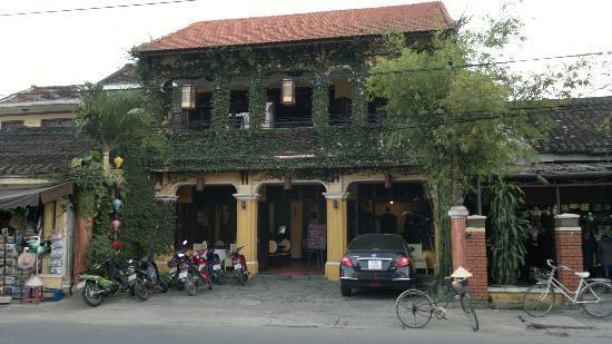 Mango Hotel: Hue town hotel