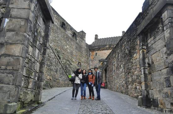 Castelo de Edimburgo: Gate House