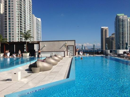 Kimpton EPIC Hotel: other view of The pool
