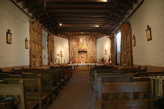 El Santuario de Chimayo: Santuario de Chimayó - Kirche