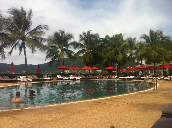 Amari Phuket : One of the pools