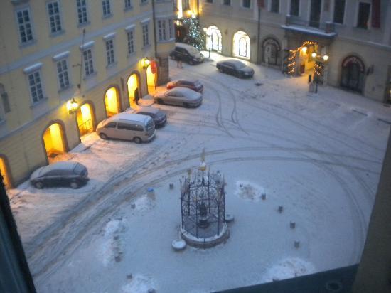 Rott Hotel: Dalla camera