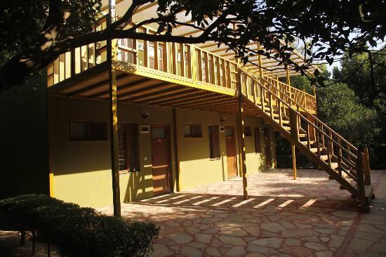 Cirali Orange Motel: odalar
