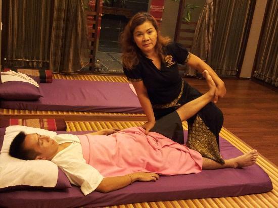 anmeldelser thai massage den frække side
