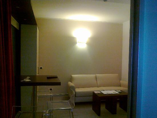Best Western Plus Hotel Modena Resort : Soggiorno