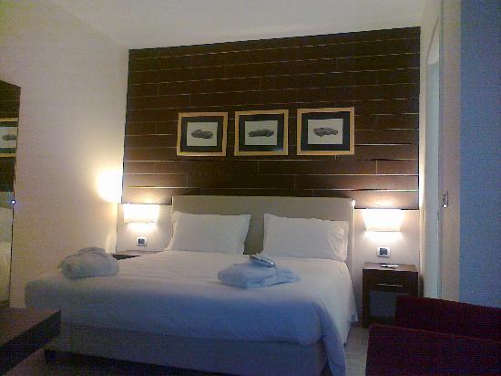 Best Western Plus Hotel Modena Resort : Camera da letto