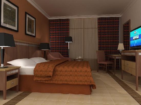 Al Jahra Copthorne Hotel & Resort: Guest Room